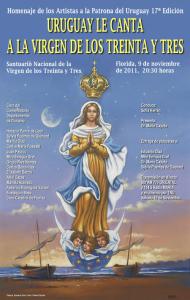 afiche 2011 VIRGEN_DE_LOS_33_2011_afiche